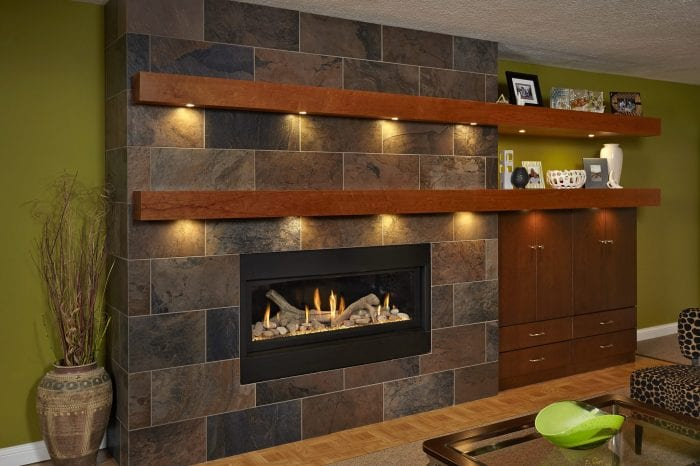 Lemna Fireplace