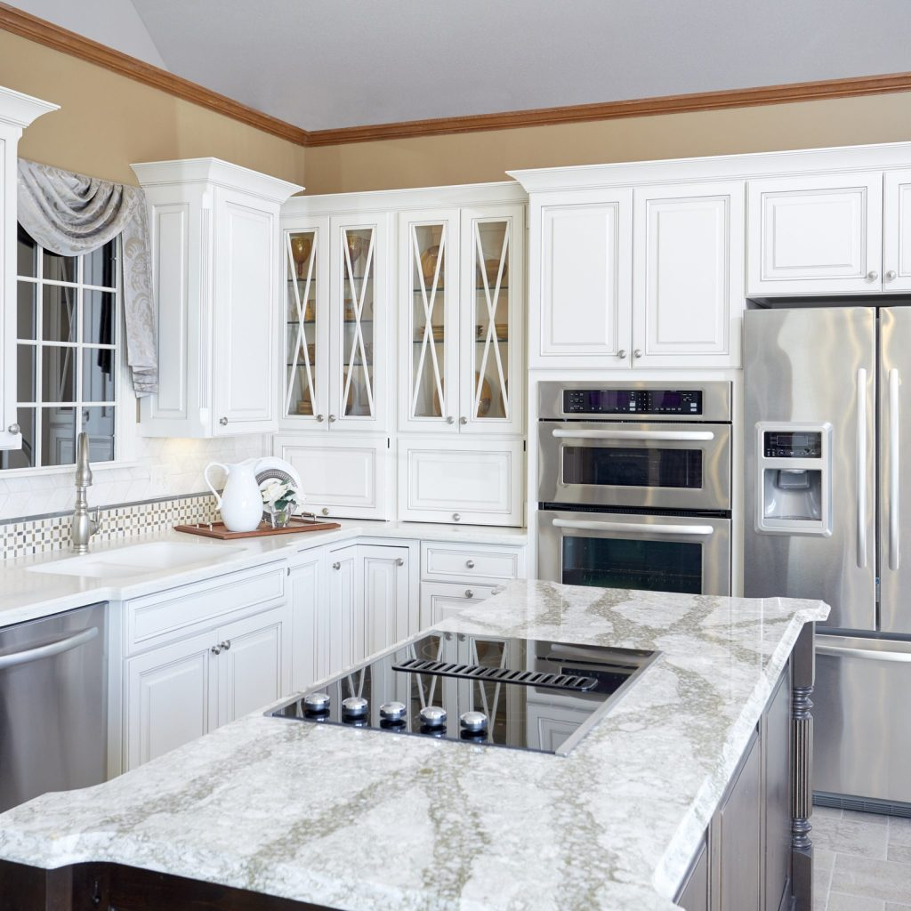 Painted Vs Stained Cabinets 7 Things To Consider Richard S Kitchen Bath Center